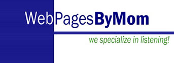Webpages by Mom