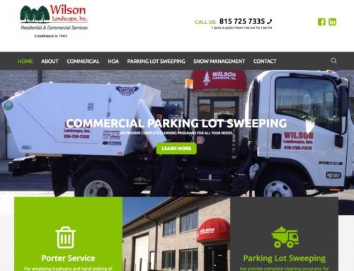 Wilson Landscaping, Inc.