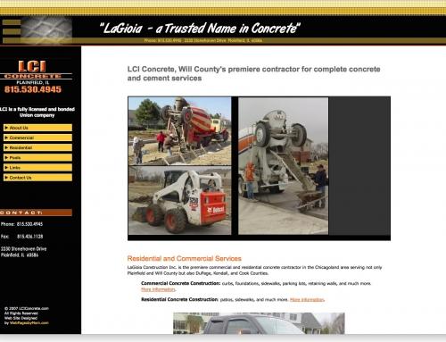 LaGioia Concrete, LLC