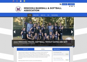 Minooka Baseball and Softball Association