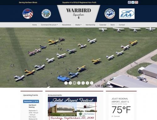 Warbird Squadron 4